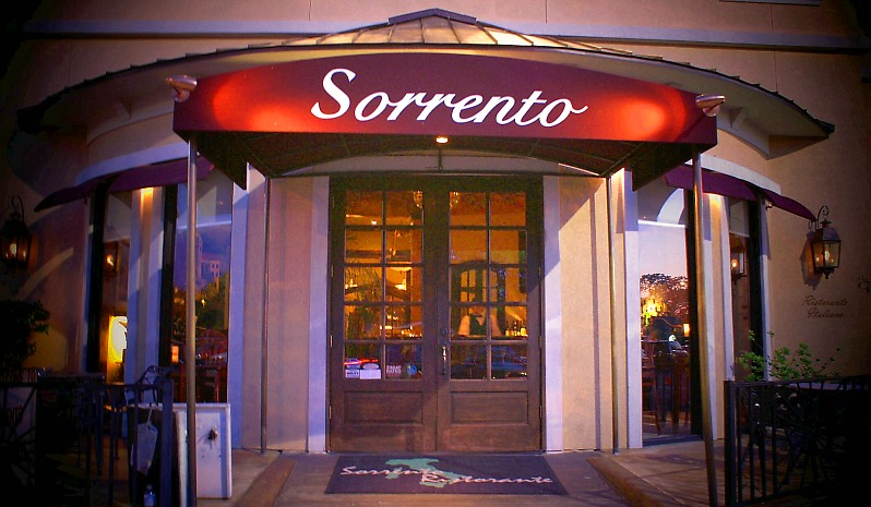 Sorrento Best Italian in Houston, Texas